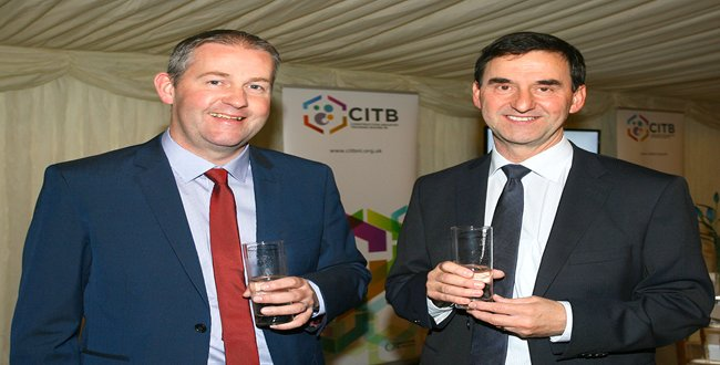 CITB  NI celebrating the past 50 yrs and looking forward to the future