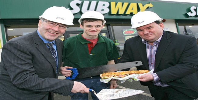SUBWAY® Support Super Skilled Apprentices with new Sponsorship Deal