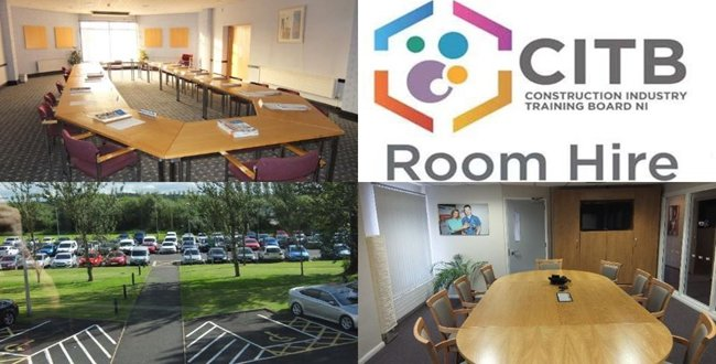 Looking to hire a room for meeting, seminar or conference, look no further than CITB NI