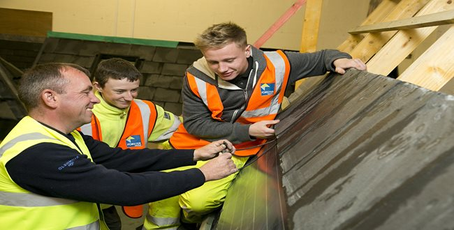 Roofing Apprenticeships