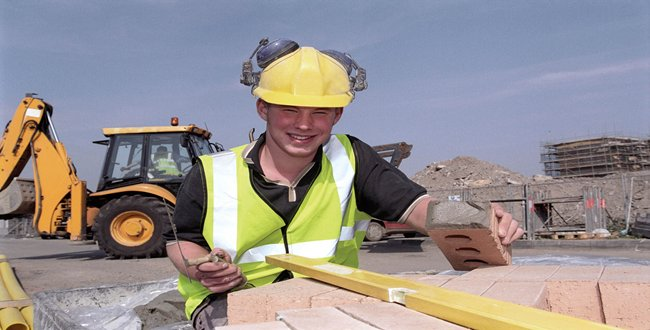 Local construction employers keen to help develop apprentices and graduates