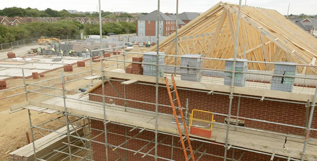 Slower Growth and less workers needed for local construction industry Post Brexit